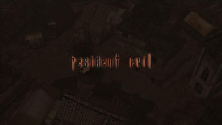 Resident evil 4 : Chapitre 1