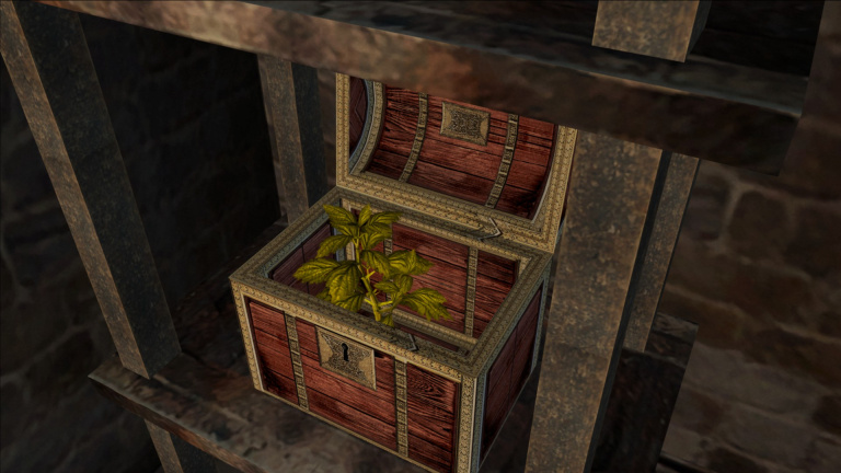 Les trésors du Chapitre 3-1