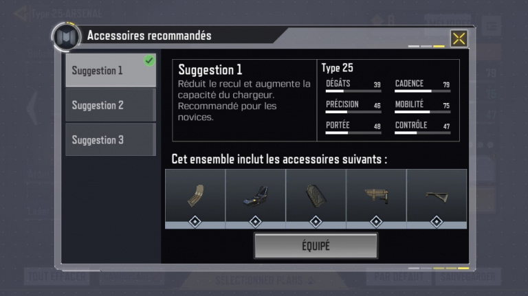 Call of Duty Mobile, saison 9 : l'armurerie, refonte du système d'armes, notre guide complet