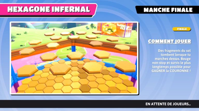 Hexagone infernal