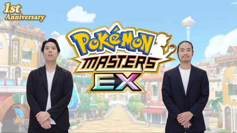 Pokémon Masters deviendra bientôt Pokémon Masters EX