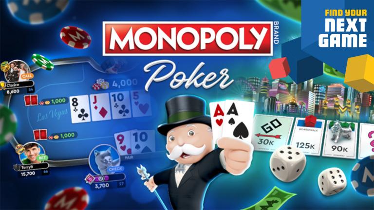 Azerion annnonce et lance Monopoly Poker sur mobiles