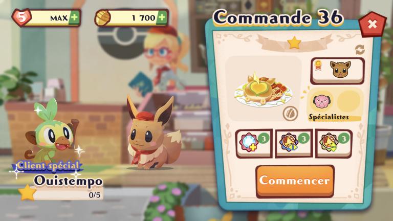 Pokémon Café Mix : 5 millions de téléchargements selon Nintendo