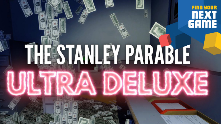 The Stanley Parable : Ultra Deluxe repoussé à 2021