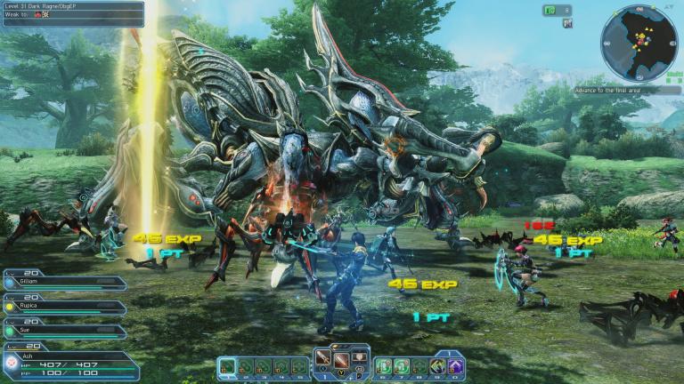 Phantasy Star Online 2 dépasse le million de joueurs inscrits en Occident