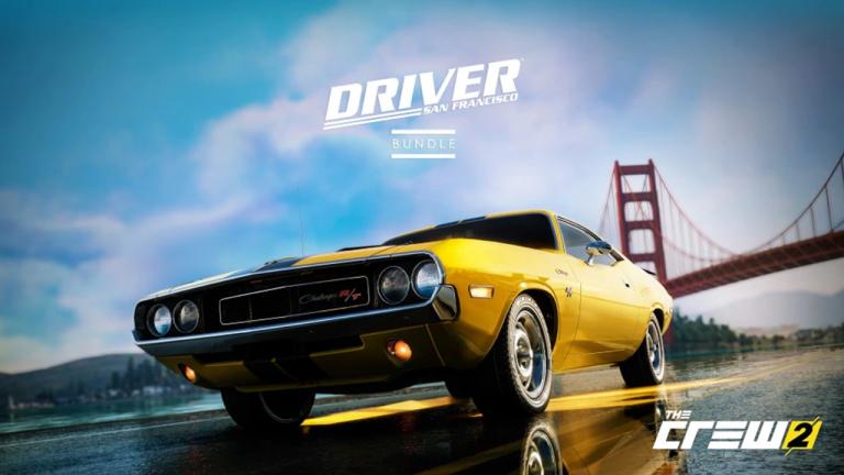 Un bundle Driver San Francisco dans The Crew 2