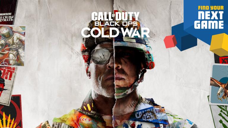 Call of Duty : Black Ops Cold War dévoile un premier artwork officiel