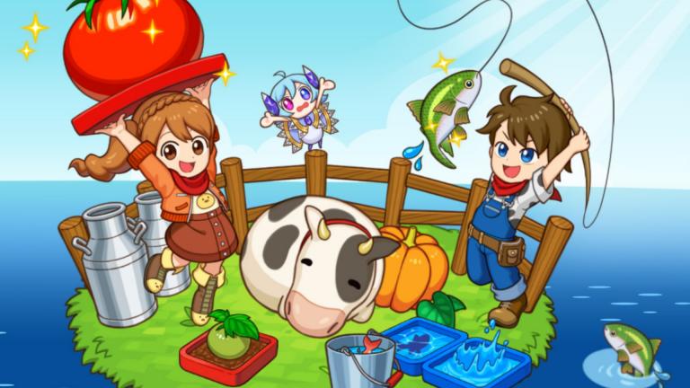 Harvest Moon : Mad Dash est disponible sur Xbox One