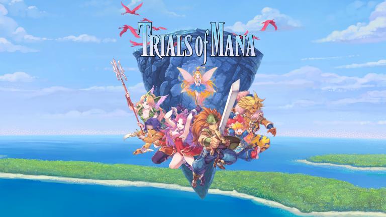 Trials of Mana a dépassé les attentes de Square Enix