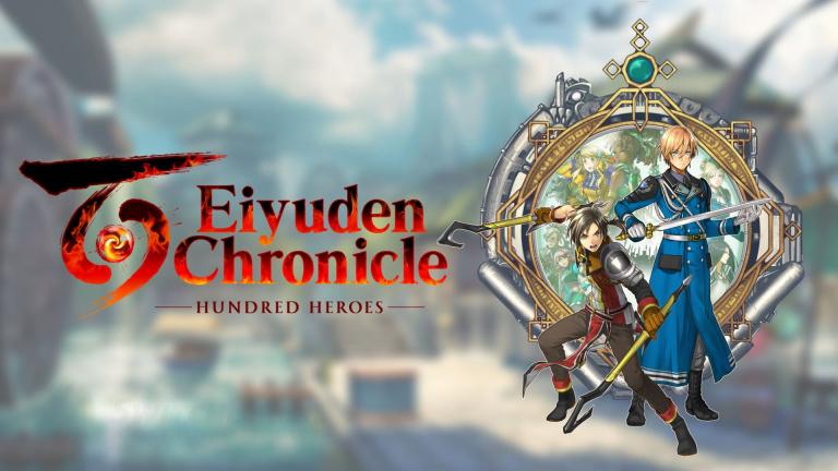 Eiyuden Chronicle : Hundred Heroes - 3,2 millions de dollars et un extrait de gameplay