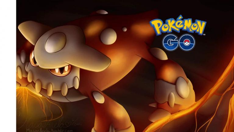 Pokémon GO, Heatran Shiny :  Comment le vaincre et le capturer en raids ? Notre guide