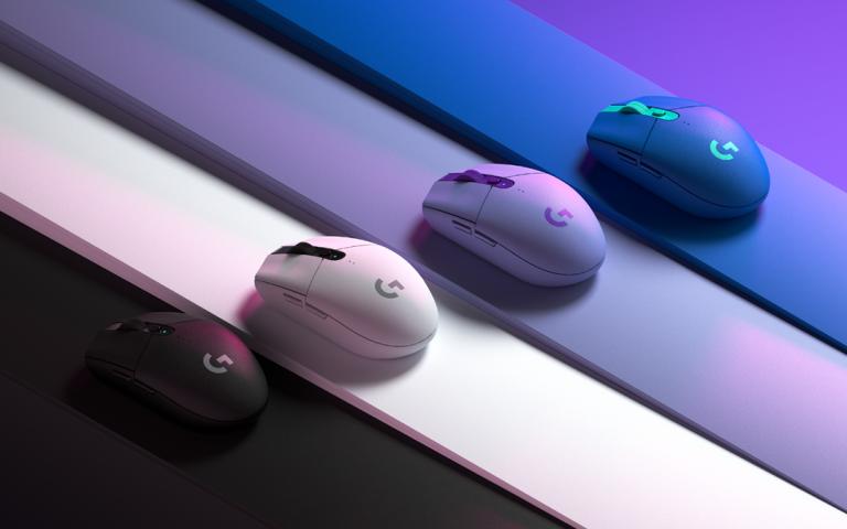 Casque, clavier, souris - Logitech G regorge de nouveaux produits colorés