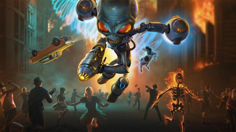 Destroy All Humans! - Remake n'aura pas de mise à niveau PS5 et Xbox Series X