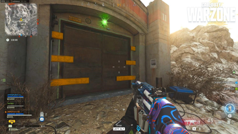 Call of Duty Warzone, bunkers : codes et emplacements de tous les abris, la carte indispensable