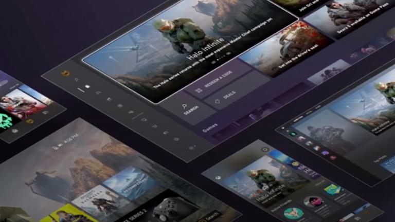 La nouvelle interface de la Xbox One se dévoile, quelles sont les nouveautés ?