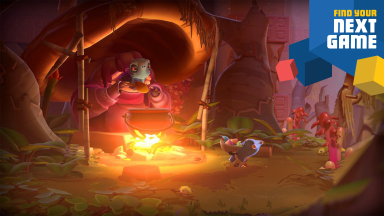 The Last Campfire sera disponible dès demain sur tous les supports