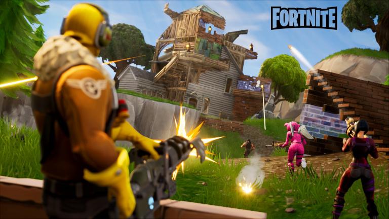 Fortnite, Chapitre 2, saison 4 : Les armes et objets qui disparaissent de vos parties