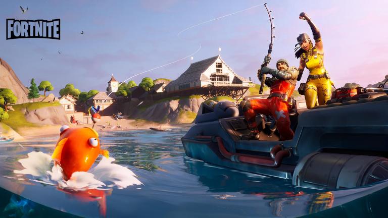 Fortnite, Chapitre 2, saison 4 : Les nouveaux poissons, notre guide