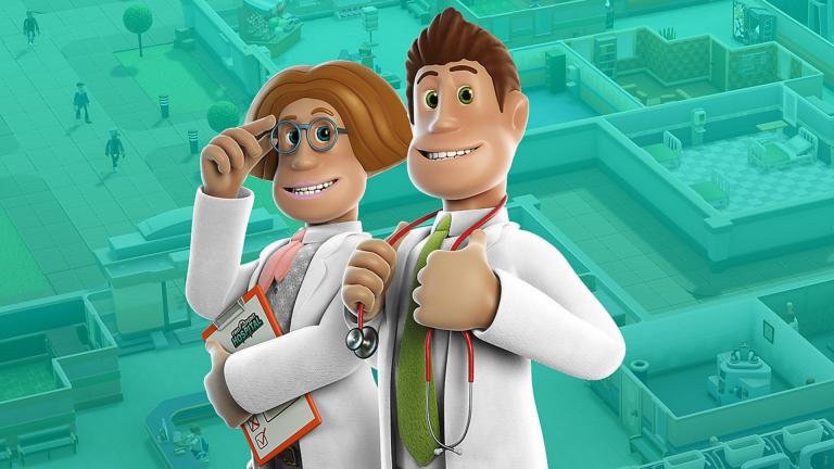 Two Point Hospital s'offre un week-end gratuit sur Steam
