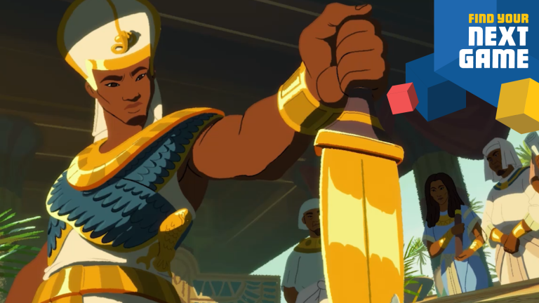 gamescom 2020 : Pharaoh : A New Era, le remake du city-builder de 1999 annoncé