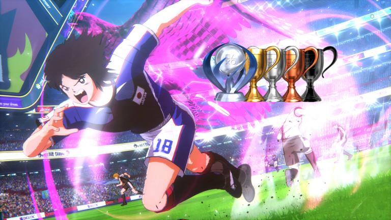 Captain Tsubasa : Rise of New Champions - La liste des trophées est disponible