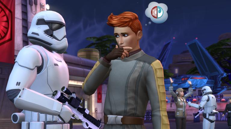 gamescom 2020 : Les Sims 4 nous présente le Pack Star Wars : Voyage sur Batuu