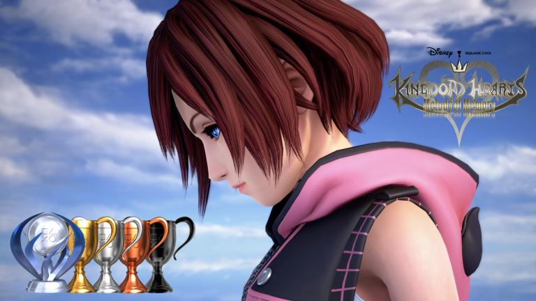 Kingdom Hearts : Melody of Memory - La liste complète des trophées