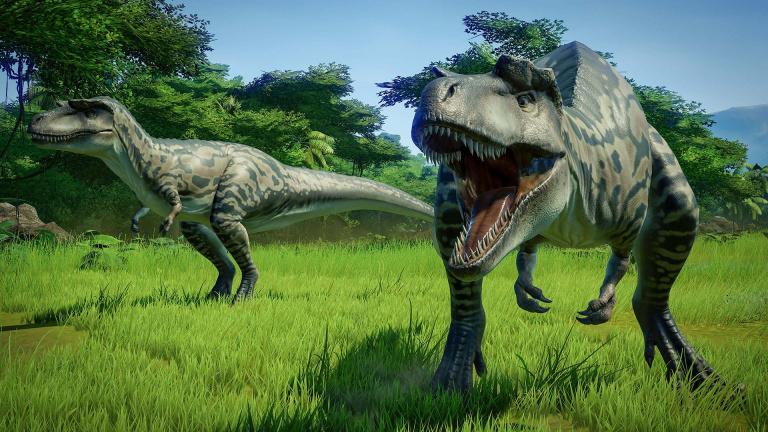gamescom 2020 - Jurassic World : Evolution Complete Edition annoncé sur Switch