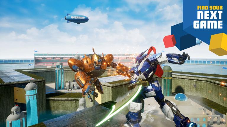 gamescom 2020 : Override 2 : Super Mech League dévoilé et daté