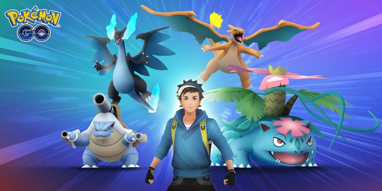 Pokémon GO, guide Méga-Évolutions : tout ce que vous devez savoir