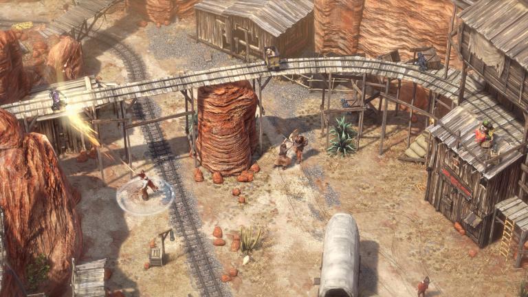 Desperados III : Le DLC Money for the Vultures – Part 1 sera lancé la semaine prochaine
