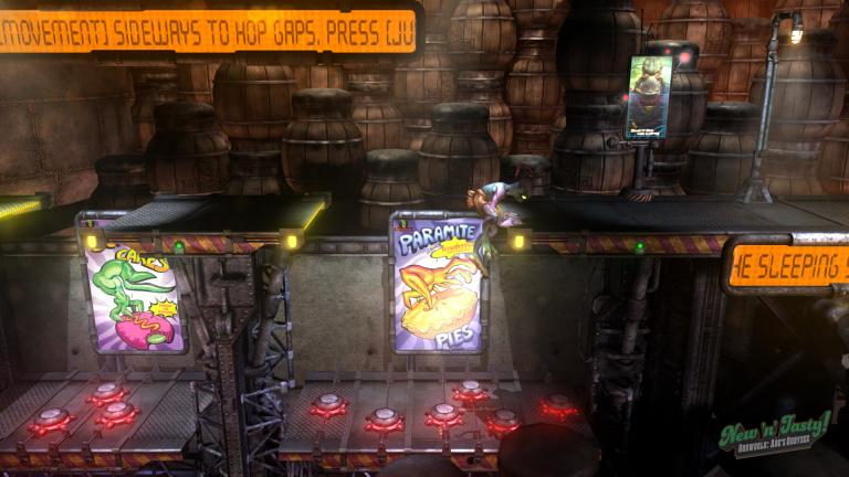 Oddworld New 'n' Tasty (Switch) : précommandes ouvertes pour les éditions Limitée et Standard