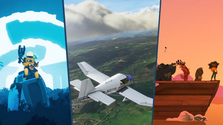 Les meilleurs jeux des mois de juillet-août 2020