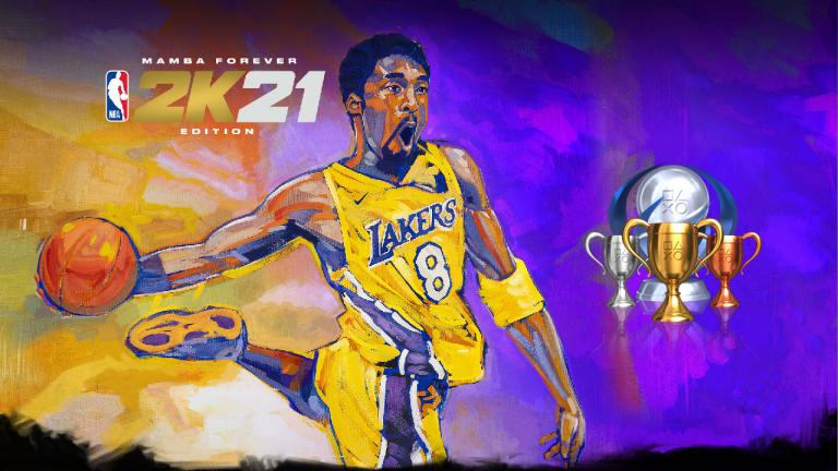 NBA 2K21 : la liste complète des trophées est disponible