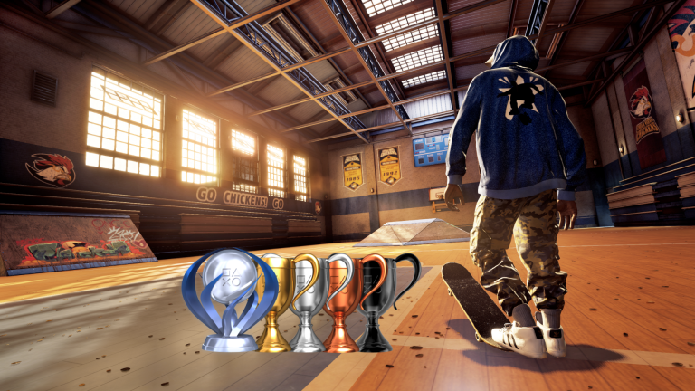 Tony Hawk's Pro Skater 1+2 : la liste des trophées est disponible