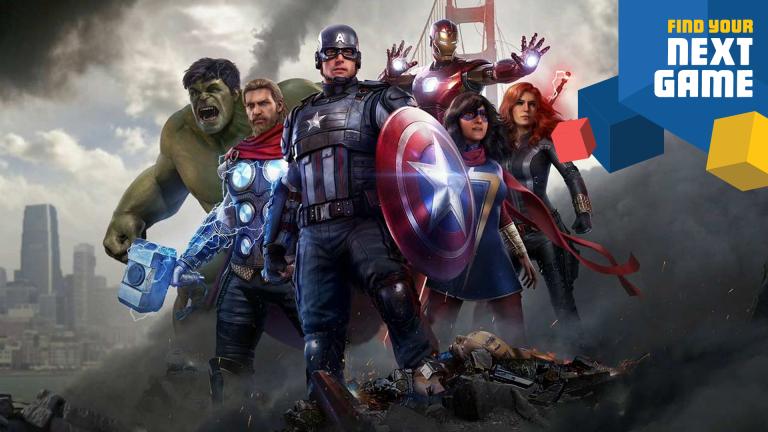 Marvel's Avengers : La bêta la plus téléchargée de l'histoire de PlayStation selon Square Enix