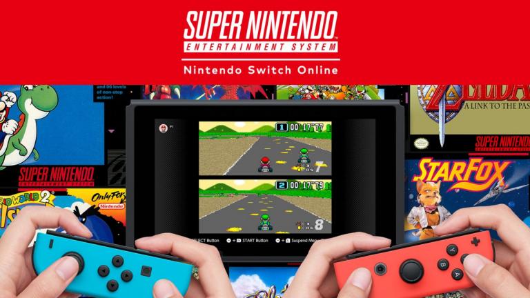 Super Mario All-Stars rejoint aujourd'hui le catalogue des jeux Nintendo Switch Online