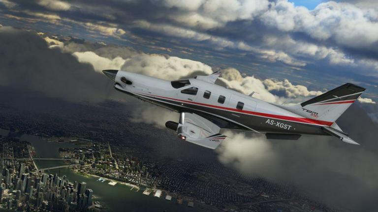 Succès de Microsoft Flight Simulator confirmé : déjà plus d'un million de joueurs