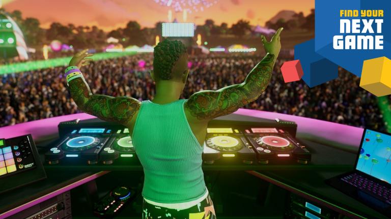 FUSER : Le jeu de mix musical annonce sa date de sortie sur PC et consoles