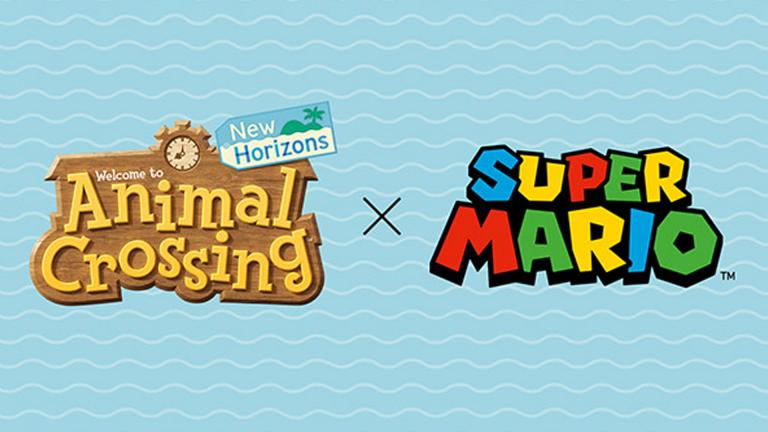 Animal Crossing : New Horizons - Du contenu Super Mario pour mars 2021