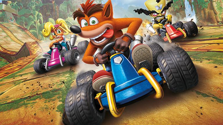 Crash Team Racing Nitro-Fueled ne sera plus mis à jour