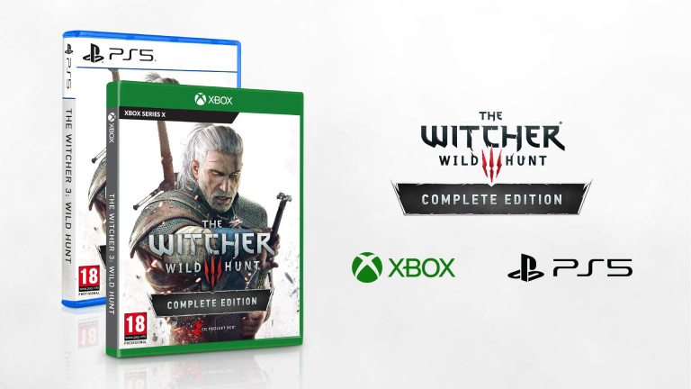 The Witcher 3 : Des versions PS5 et Xbox Series X en préparation