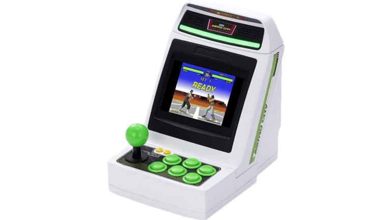 Astro City Mini : La liste complète des jeux officialisée