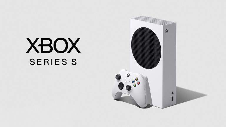 Xbox Series S : Microsoft officialise la console et son prix