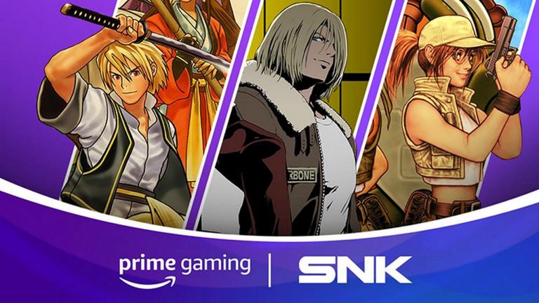 Prime Gaming : huit jeux SNK supplémentaires disponibles pour les abonnés