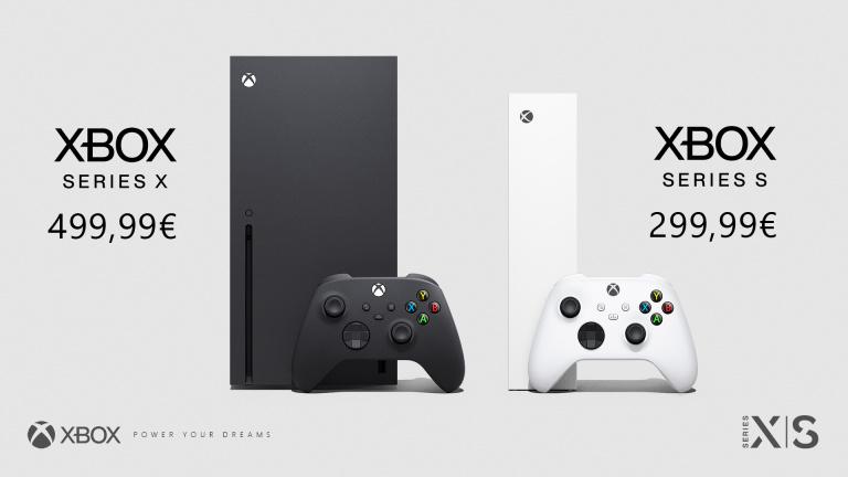 Xbox Series X / S : date de sortie, prix et ouverture des précommandes annoncés par Microsoft [MàJ]