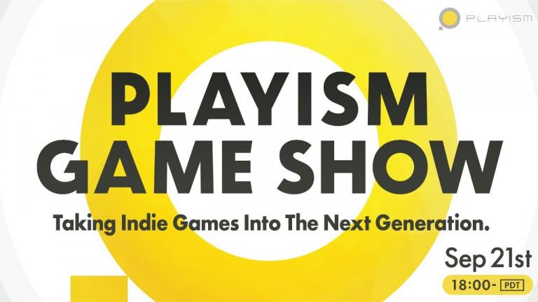 Le Playism Game Show date son événement