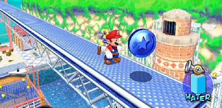 Localisation des 240 pièces bleues de Super Mario Sunshine