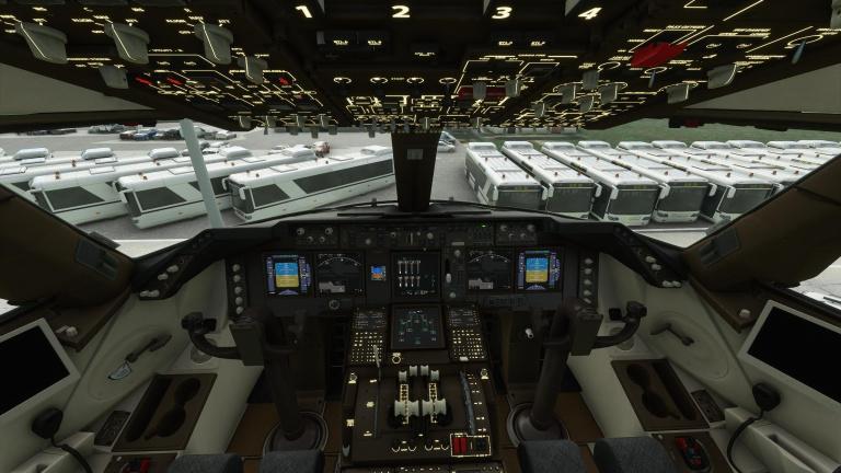 Flight Simulator : Glossaire et guide des touches