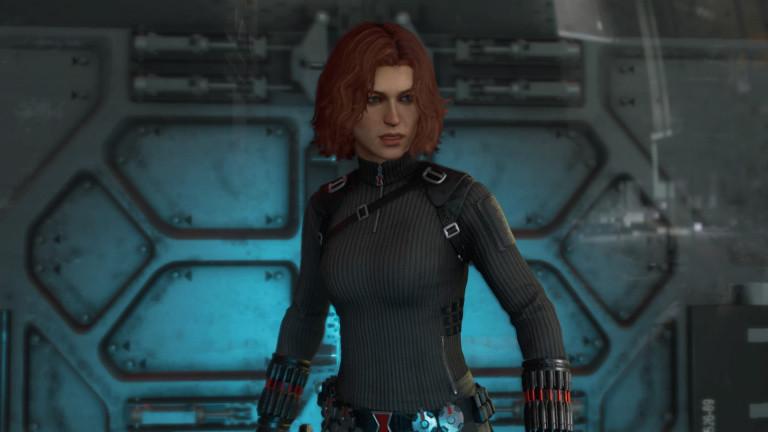 Black Widow, compétences, pouvoirs héroïques, astuces